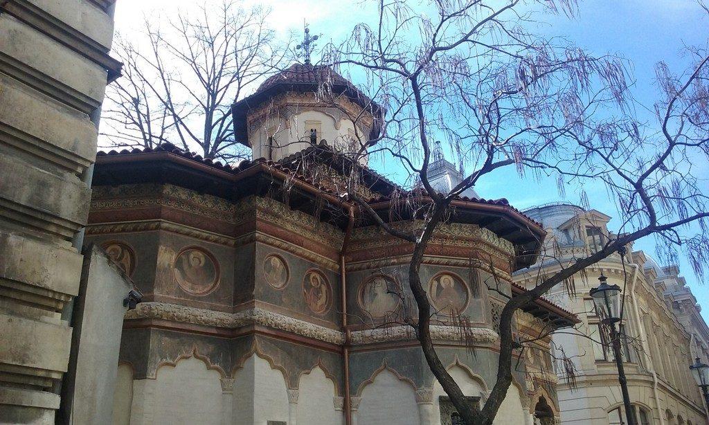 Biserica Stavropoleus, obiective turistice in Bucuresti