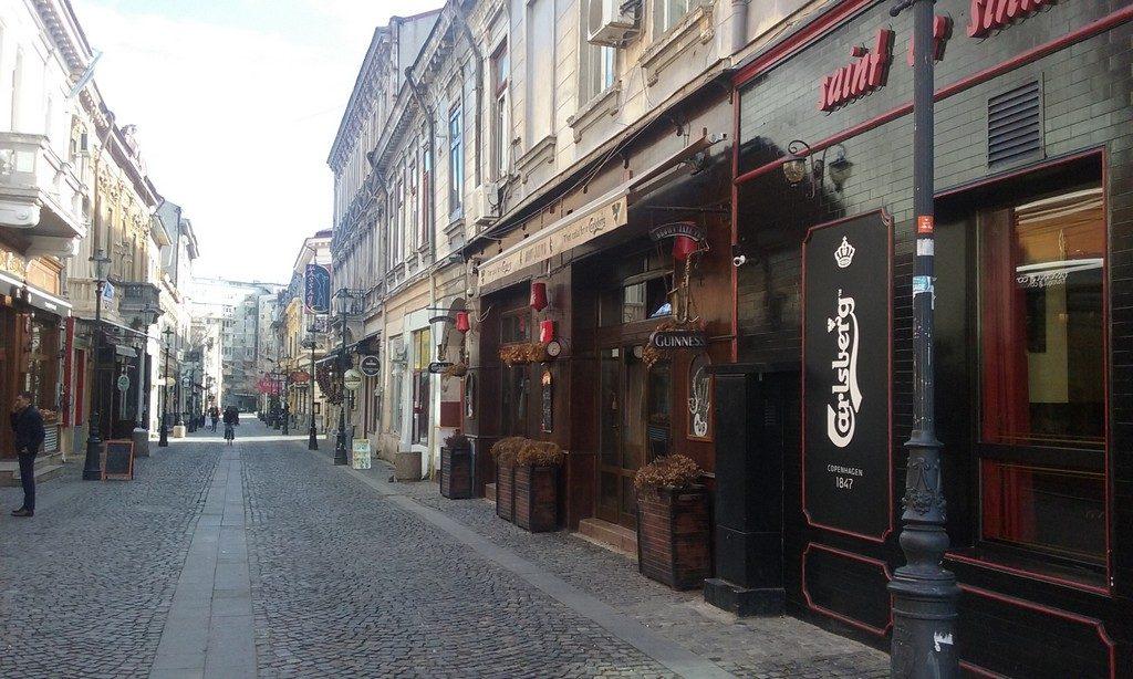 Ce sa vizitezi in centrul vechi Bucuresti, cele mai tari baruri si cluburi