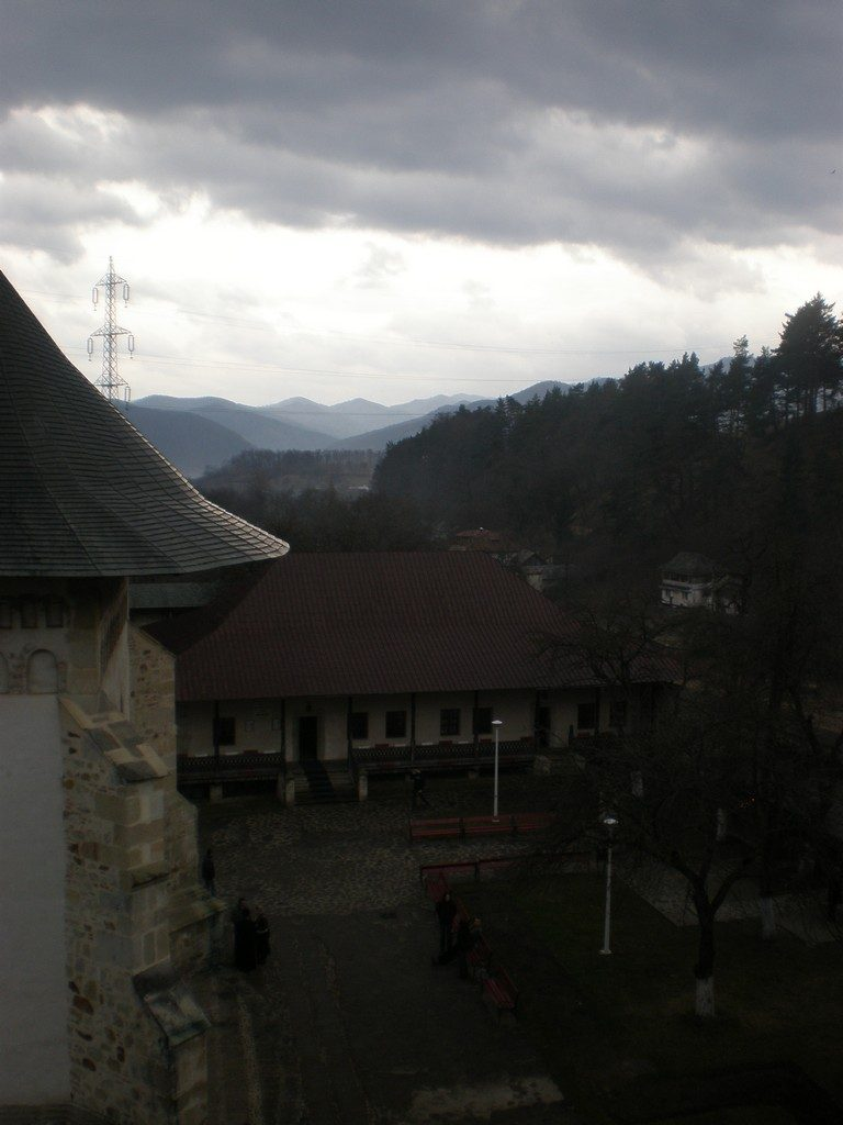 Manastirea Bistrita, Piatra Neamt si imprejurimi, obiective turistice, Moldova Romania