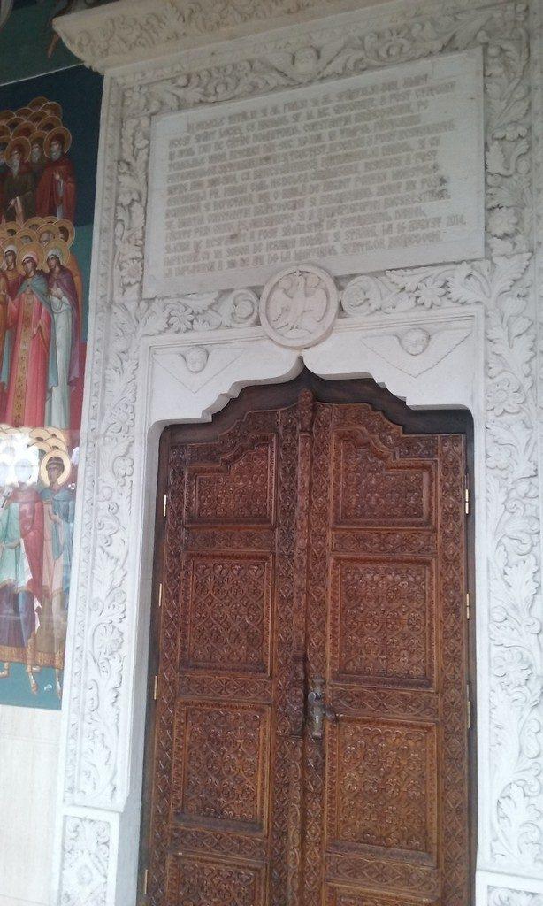 Ctitoria si locul unde este inmormantat Constantin Brancoveanu