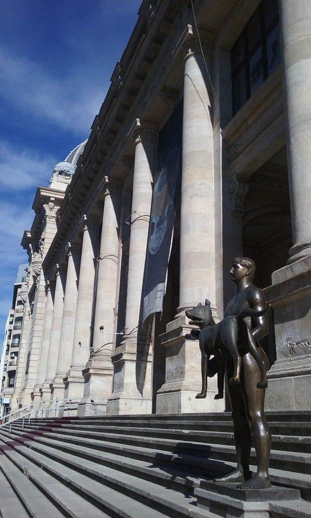 Muzeul National de Istorie, Bucuresti