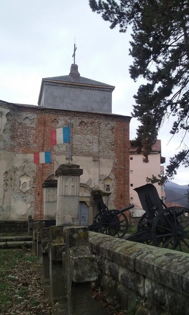 Biserica Sfantul Nicolae Targu Ocna
