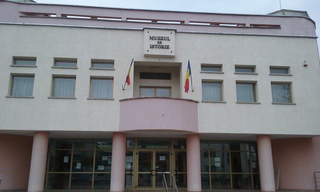 Muzeul de istorie Onesti