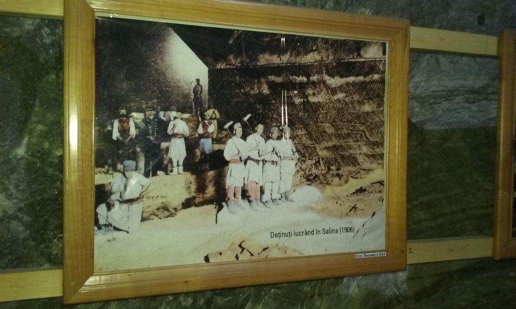 Salina Targu Ocna, obiective turistice