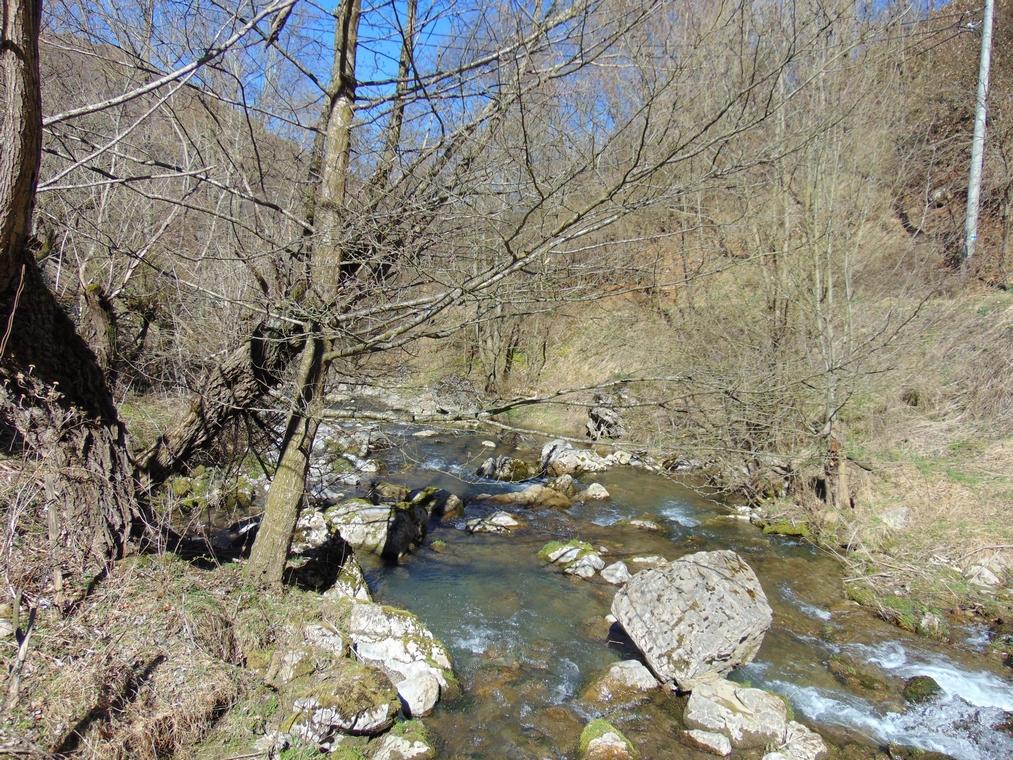 Spre Pestera Huda lui Papara ,obiective turistice in Muntii Apuseni, Transilvania Romania
