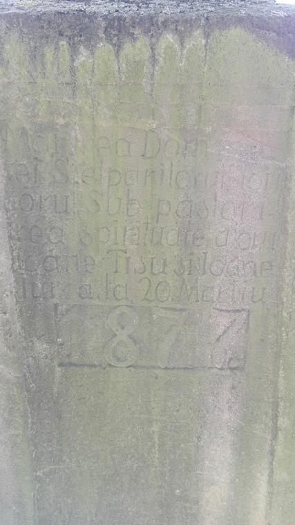 Infoturism Tebea, mormantul lui Avram Iancu, obiective turistice si istorice in Apuseni, Romania