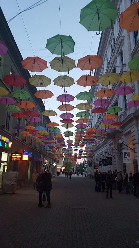 Timisoara umbrelute