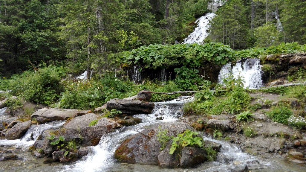 Sapte Izvoare, Cheile Zanoagei, Cheile Orzei, 7 Izvoare, trasee de munte in Romania