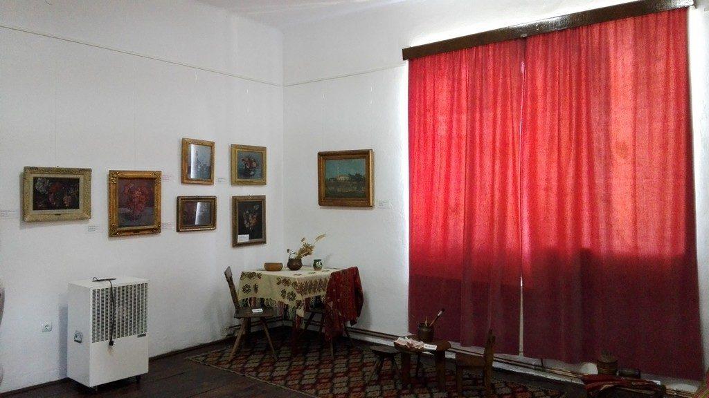 Muzeul pictorului Gheorghe Patrascu din Targoviste, Obiective turistice