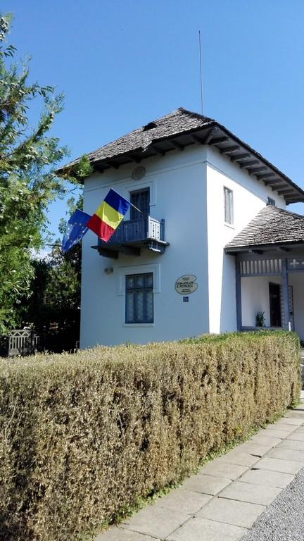 Muzeul Gheorghe Patrascu, Targoviste