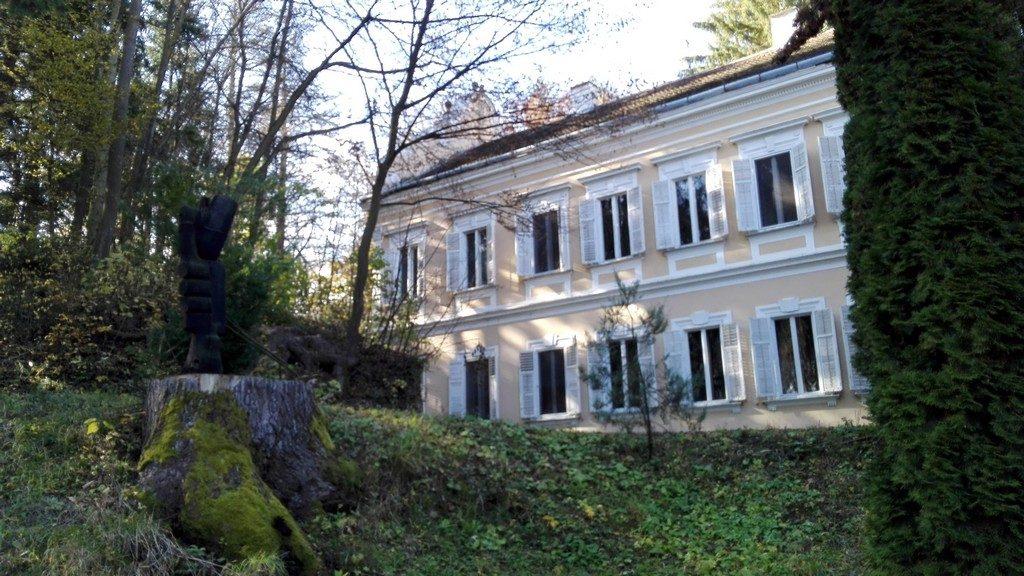 obiective turistice in jurul Brasovului, Sfantu Gheorghe, Conacul Arcus, descopera Romania