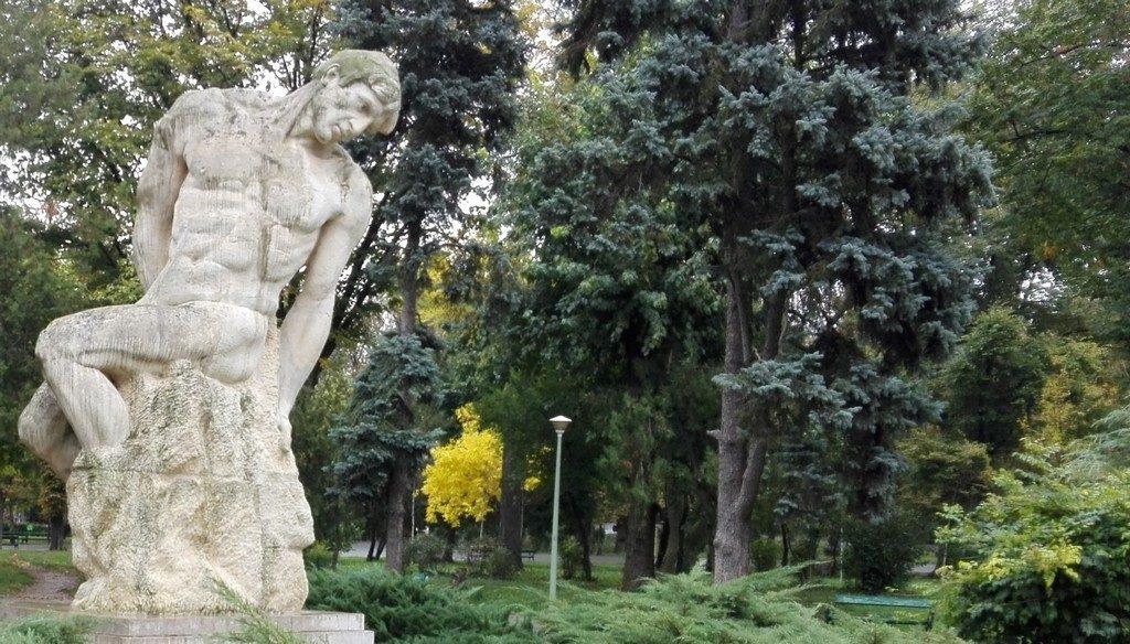 Gigantii Stork si Paciurea. Obiective turistice Bucuresti, Muzeul tehnicii Dimitrie Leonida, Romania
