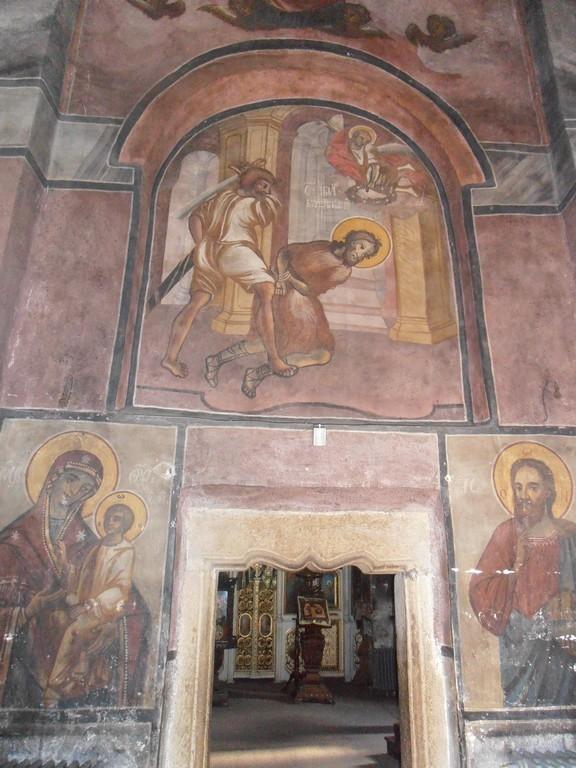 pictura interioara