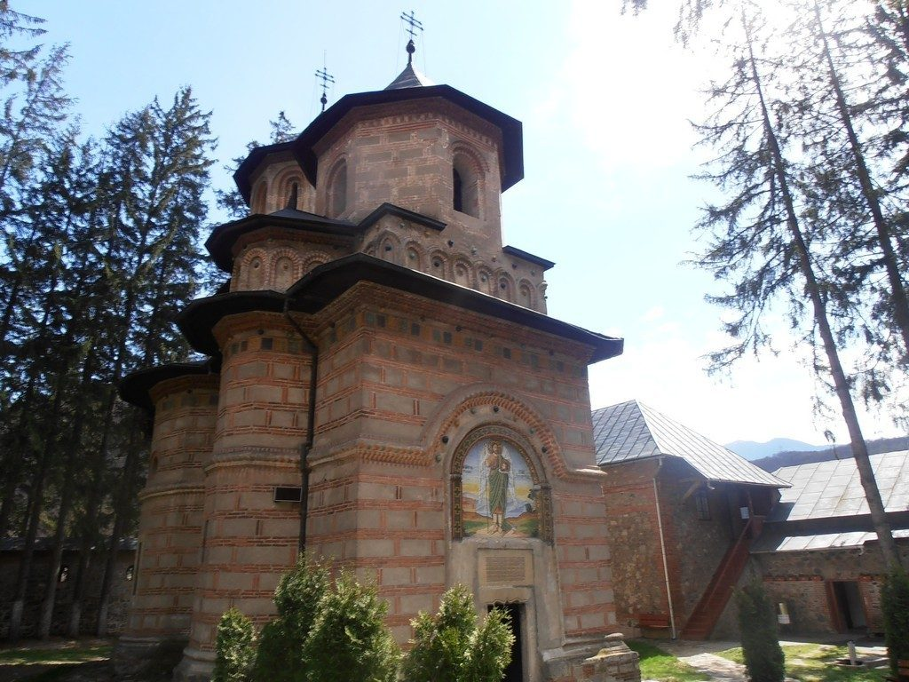Manastirea Cornetu