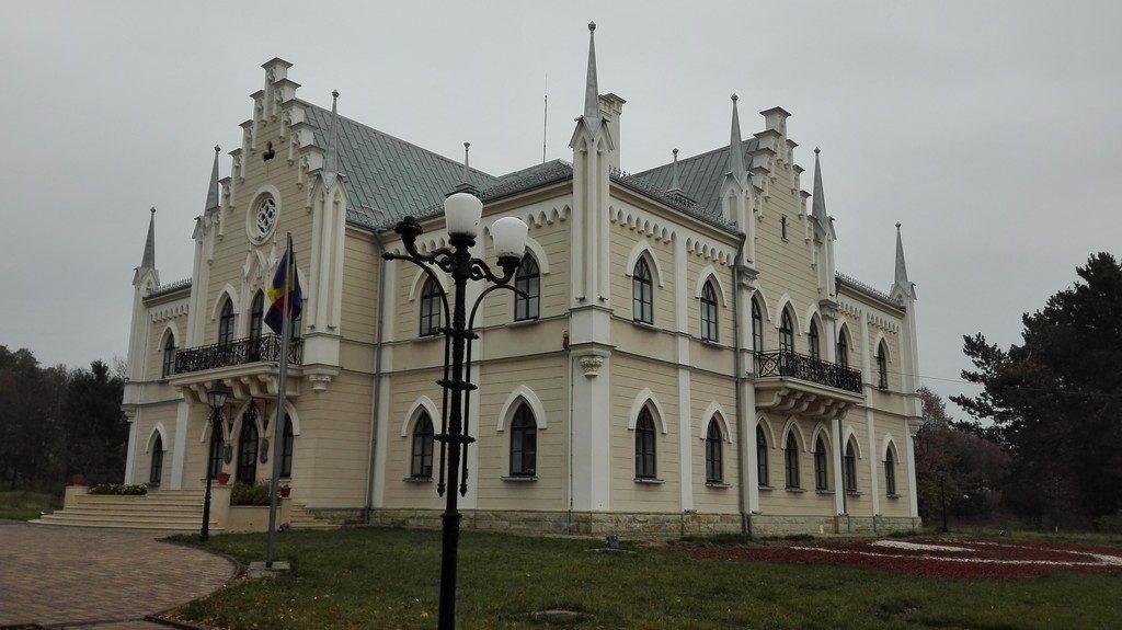 Castelul Cuza de la Ruginoasa, obiective turistice in jurul Iasiului, Iasi, Romania