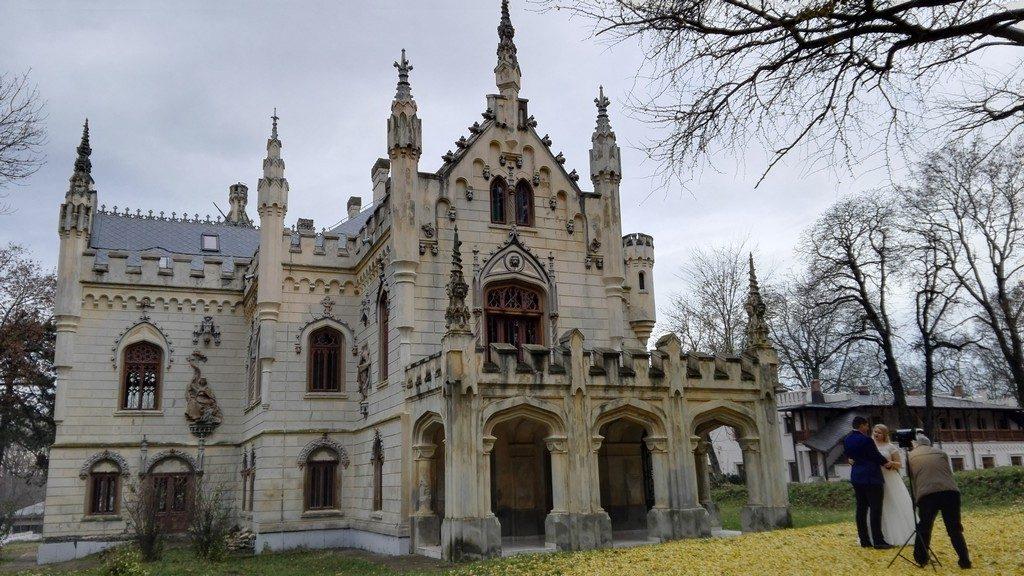 Palatul Sturdza de la Miclauseni