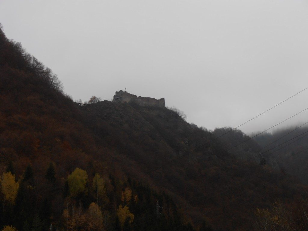 Cetatea Poienari, Vlad Tepes, obiective turistice Arges, Romania