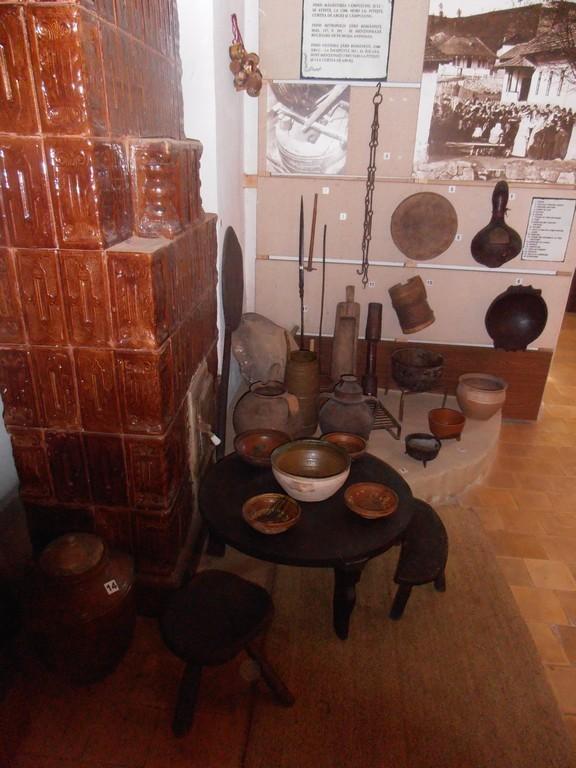 Muzeul satului romanesc, Golesti