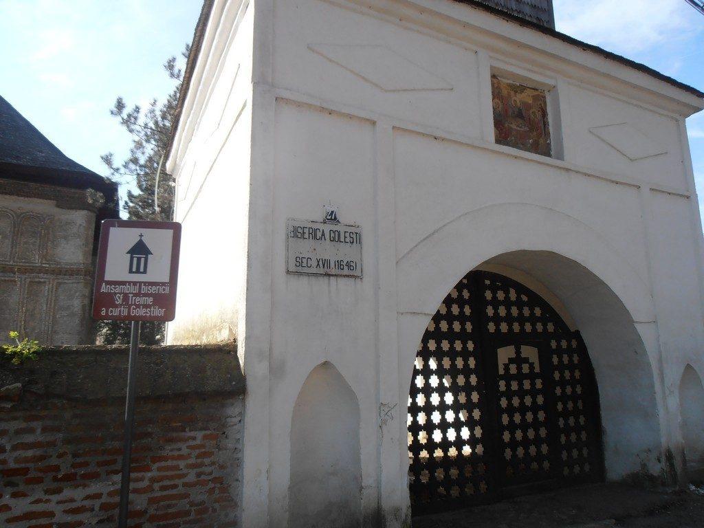 Biserica Golestilor