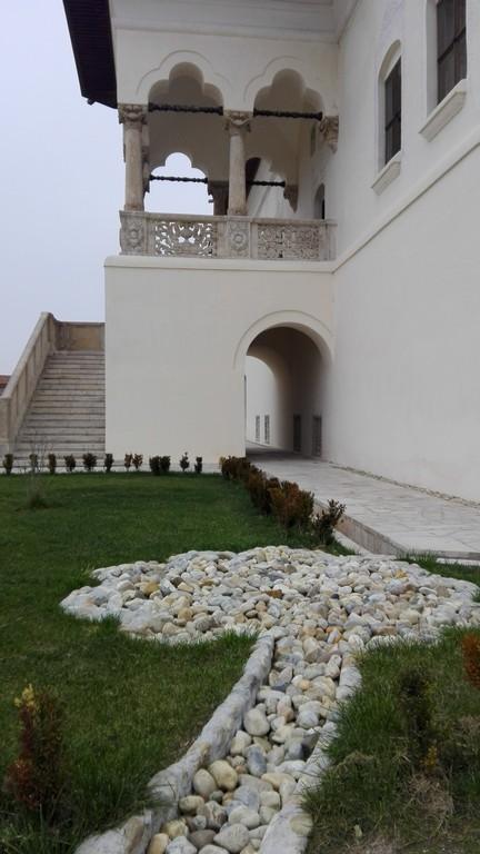 Obiective turistice linga Bucuresti, Conacul brancovenesc de la Potlogi