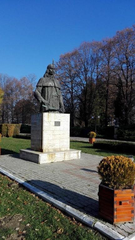 Statuia lui Vlad Tepes