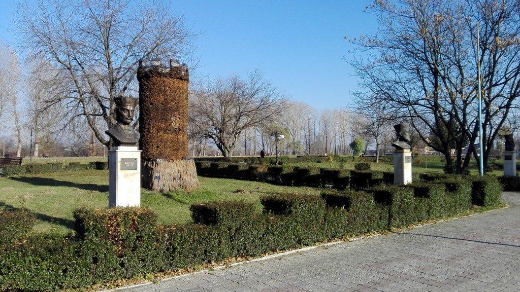 Parcul Chindiei, De facut in Targoviste