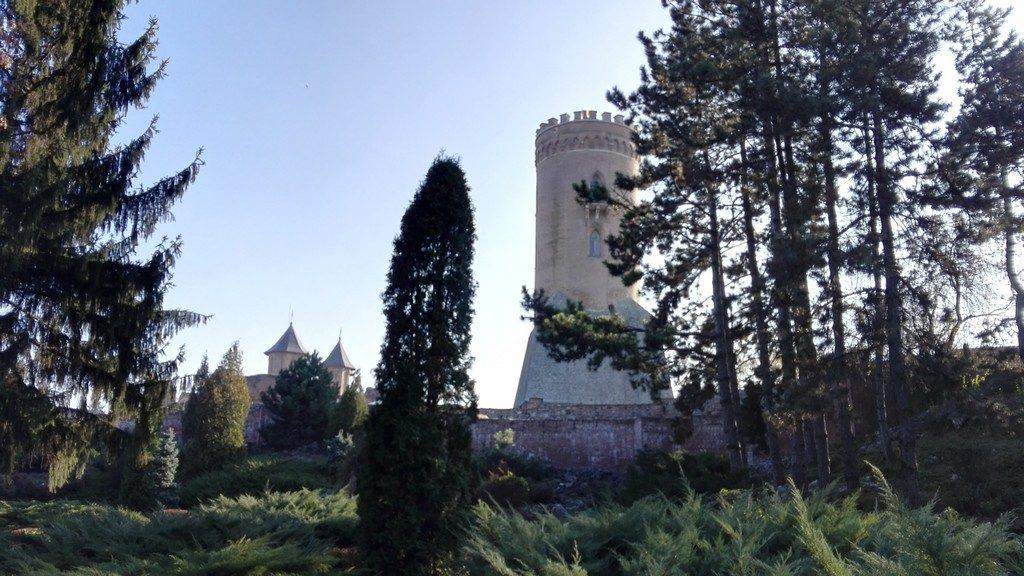 Curtea Domneasca Targoviste, Turnul Chindiei, obiective turistice si muzee Dambovita