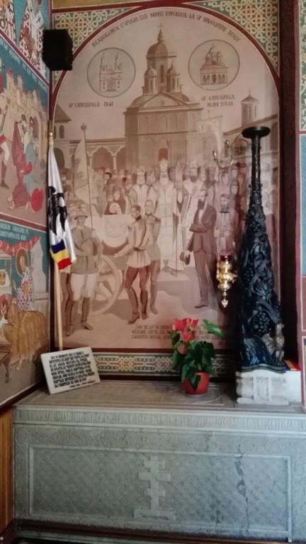 Mormantul lui Mihai Viteazul, Manastirea Dealu, Storck