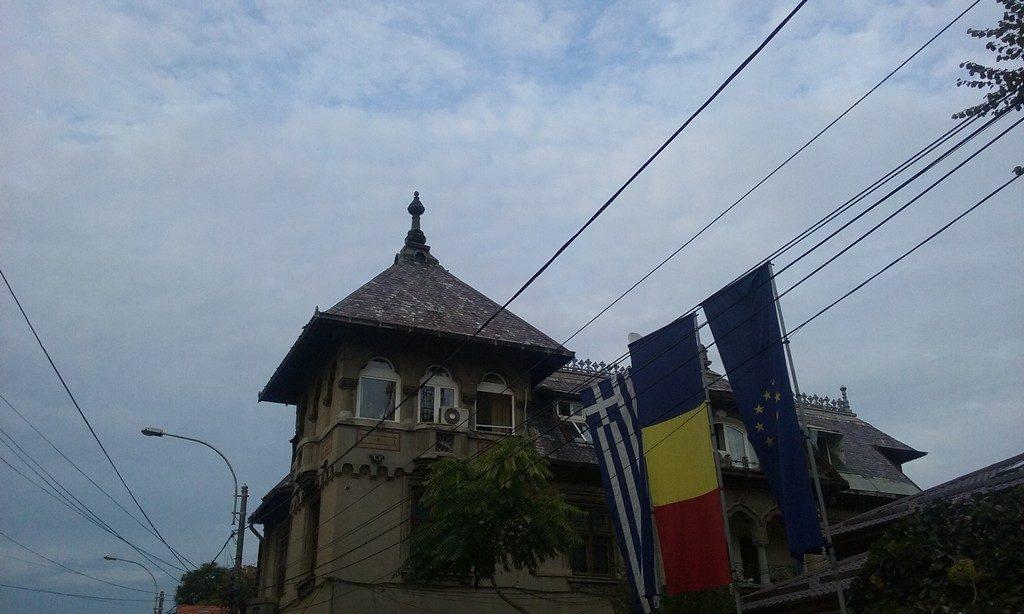 arhitectura romaneasca Bucuresti