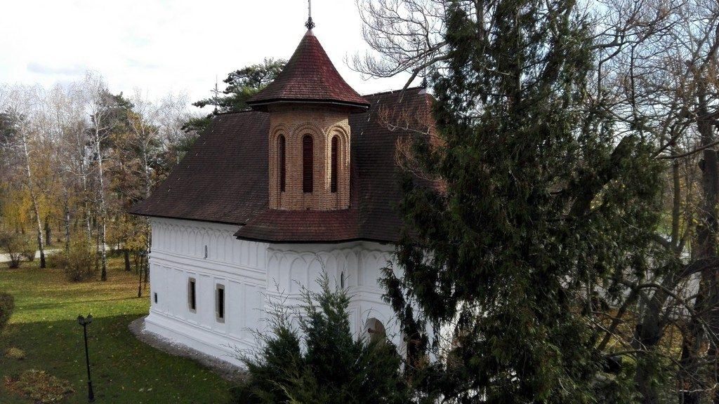 Biserica Sfantul Nicolae, Mogosoaia