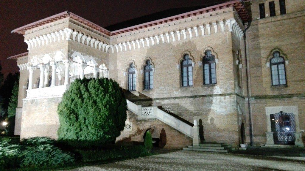 Palatul brancovenesc de la Mogosoaia