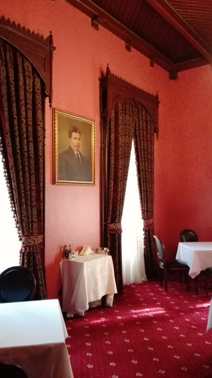 Palatul Stirbey, obiective turistice in jurul Bucurestiului