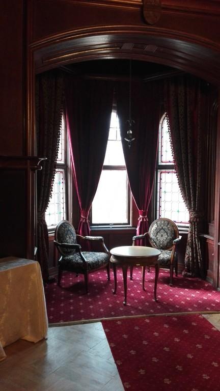 Palatul Stirbey, loc de evenimente