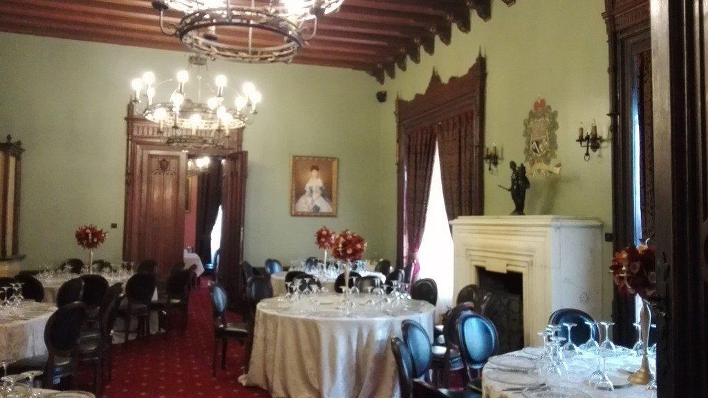 Palatul Stirbey, restaurant