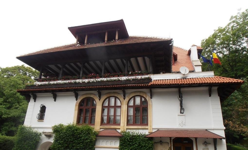 Vila Florica a Bratienilor