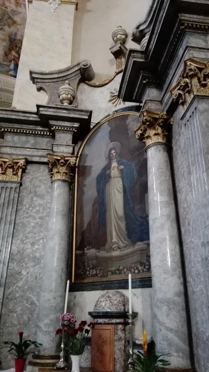 manastirea catolica Maria Radna