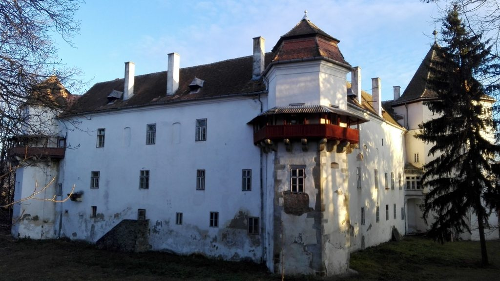 Castelul Kemeny din Brancovensti, obiective turistice pe langa Targu Mures
