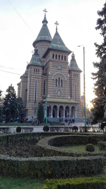 Catedraga Ortodoxa Timisoara