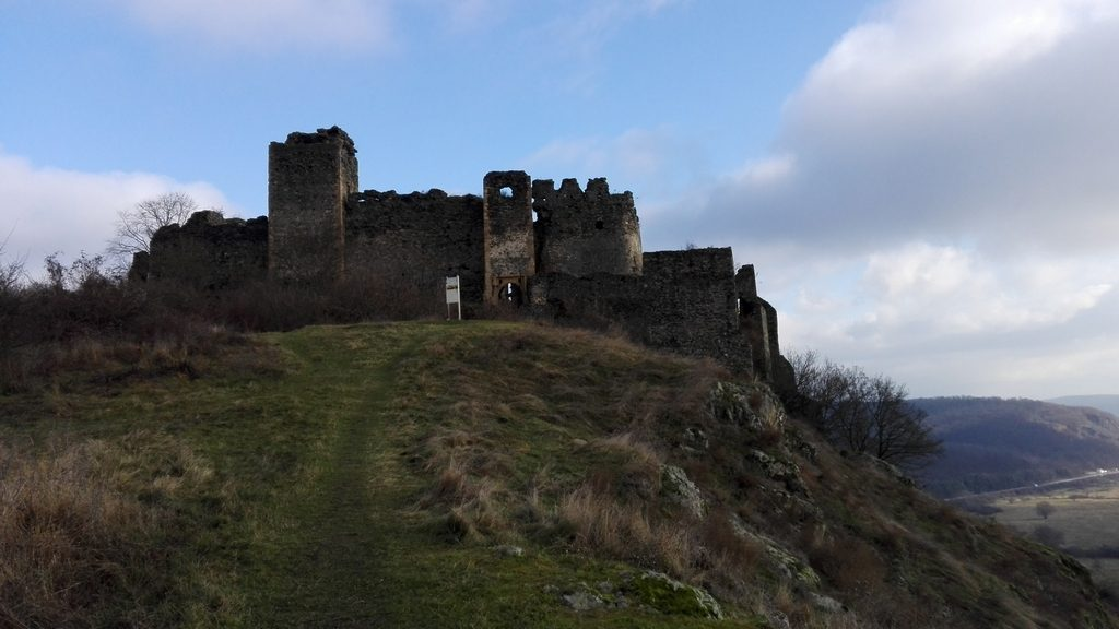 Cele mai frumoase cetati din Romania, Cetatea Soimos