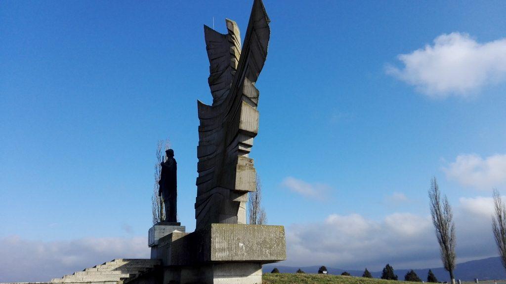 Monumentul eroilor de la Paulis, Arad, obiective turistice, Romania