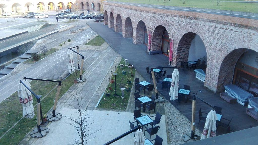 Bastionul Maria Tereza Timisoara, obiective turistice de vizitat