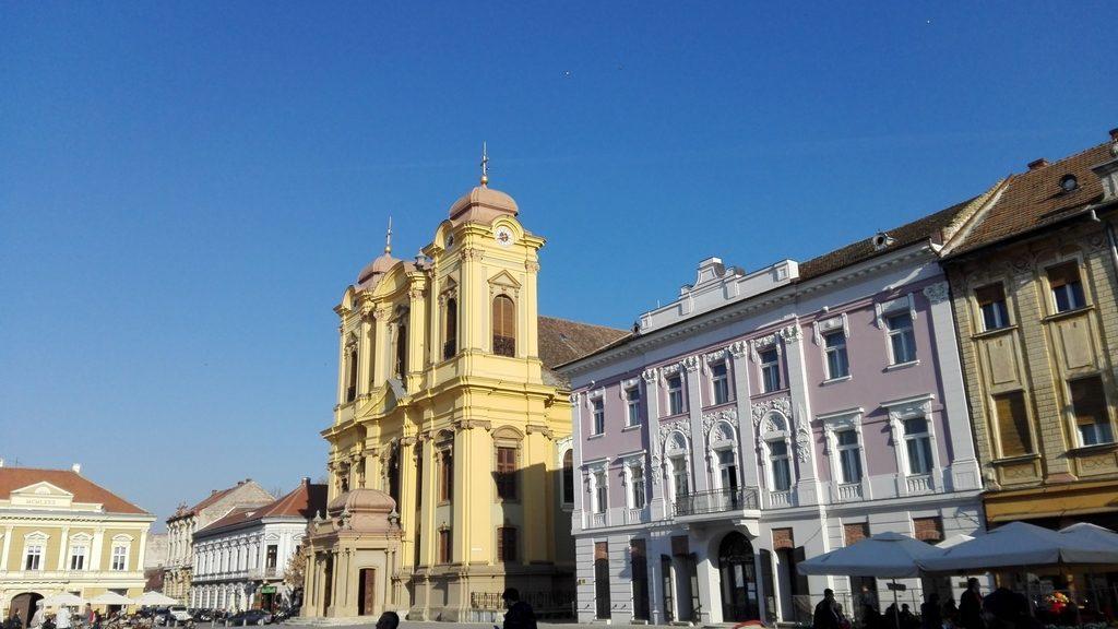 Catedrala Catalica Timisoara