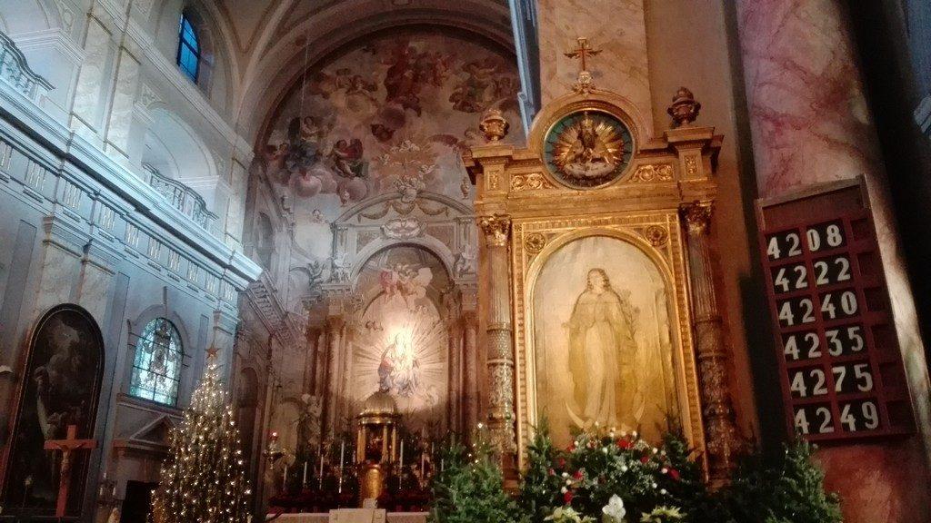 Biserica catolica Sfanta Treime din Sibiu (6)