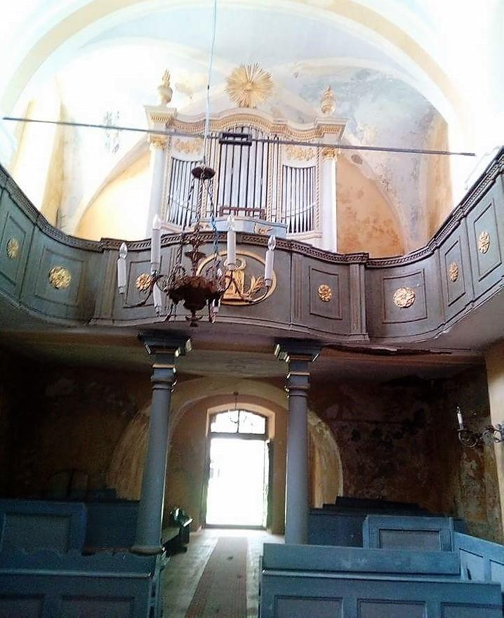 Biserica din Hosman, judetul Sibiu, obiective turistice