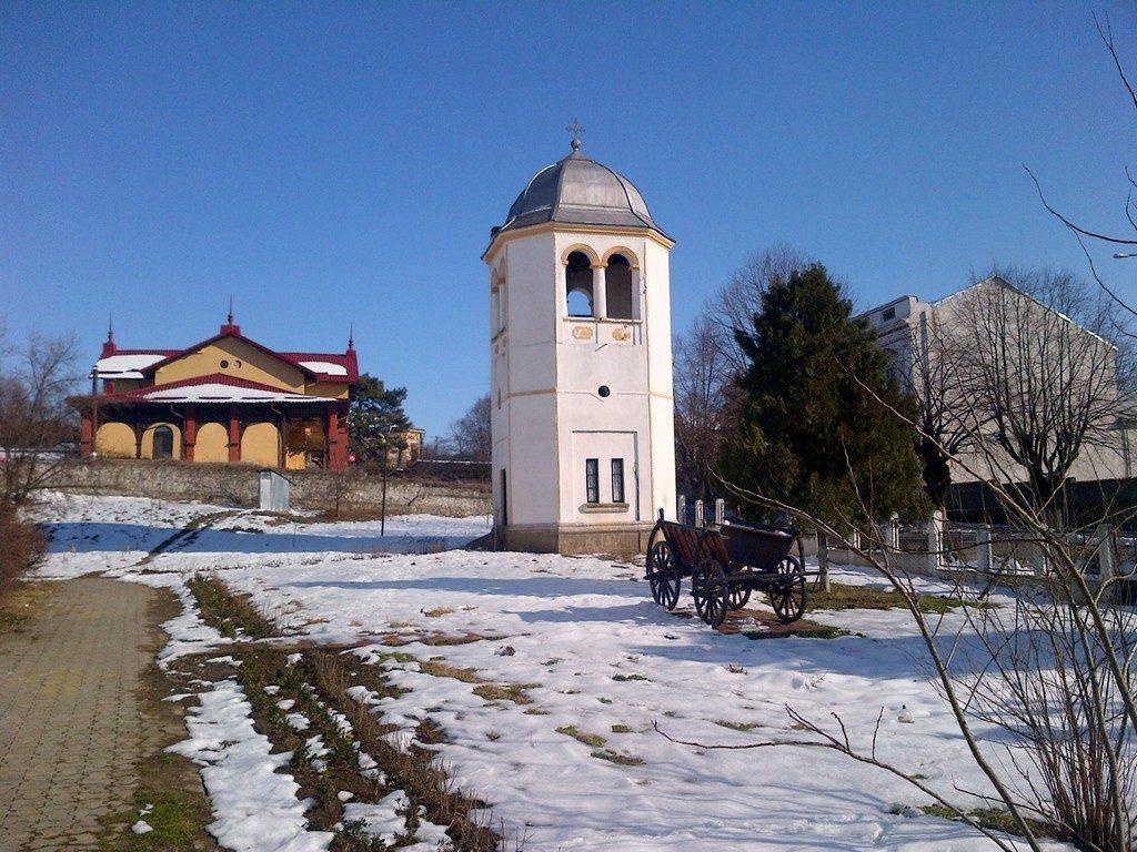 Catedrala Independentei, Calafat, Obiective turistice in Calafat, judetul Dolj, Monumentul Razboiului de Independenta Calafat si faleza