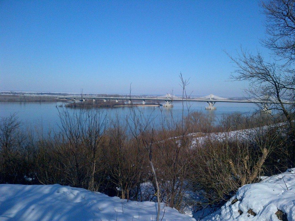 faleza Dunarii Calafat, noul pod Vidin Calafat