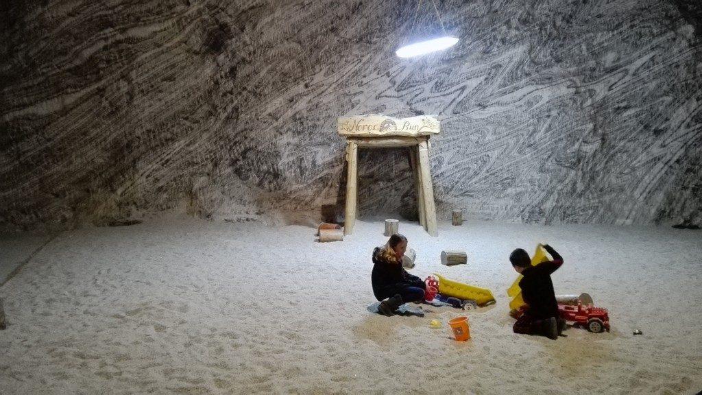 Salina Ocnele Mari, turism Ramnicu Valcea (109)