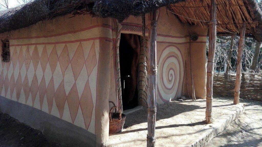 Muzeul Campiei Boianului, sat neolitic, cultura Gumelnita, obiective turistice Olt (5)