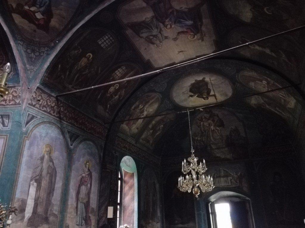 Biserica zamfira obiective turistice prahova, romania, pictura nicolae grigorescu(