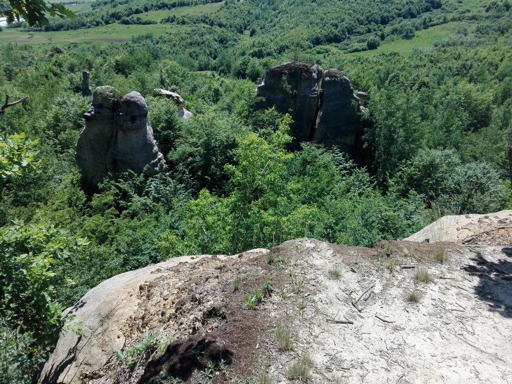 Gradina Zmeilor Salaj, obiective turistice Transilvania, Romania, concediu, infoturism , Romania, Transilvania